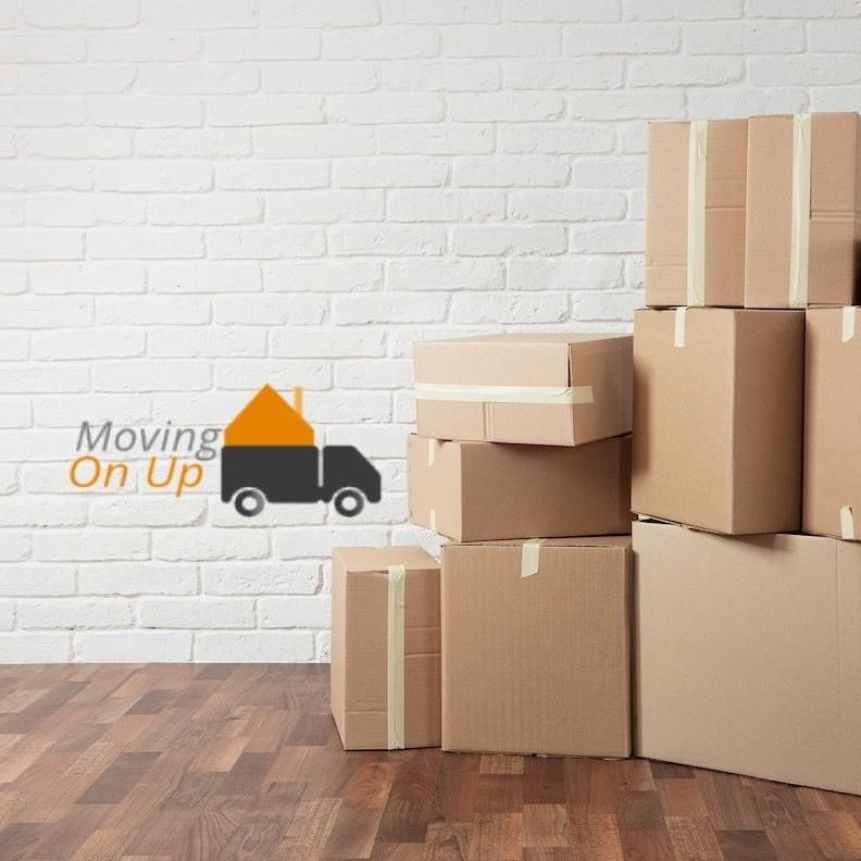 Moving On Up - Moving, Junk Removal, Cleaning.