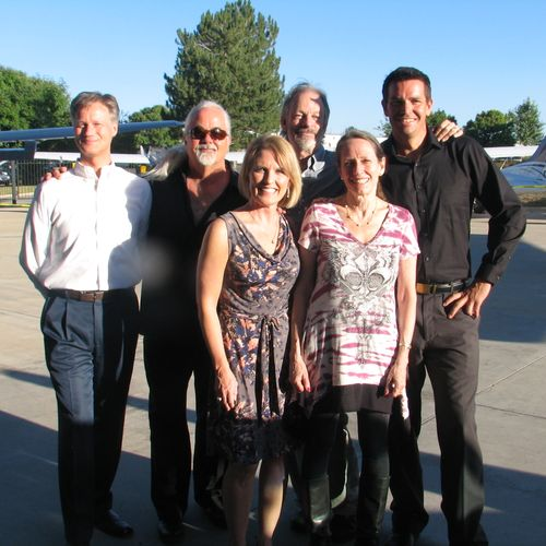 Brooks'n'Friends w/ Denver's own beautiful and talented Wendy A!