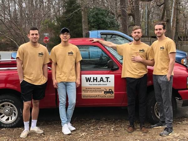 W.H.A.T. - We Have A Truck