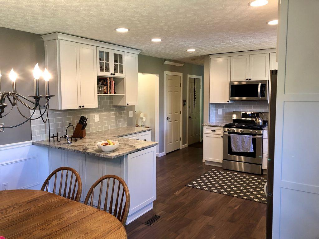 Kitchen & Bath Remodel with Flooring