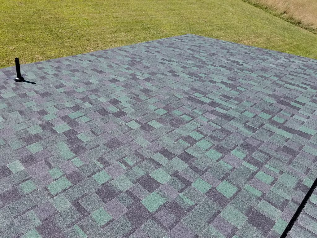 Shingle Roofing installation