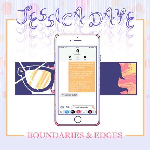 Jessica Daye - Boundaries & Edges (recorded, mixed, mastered)