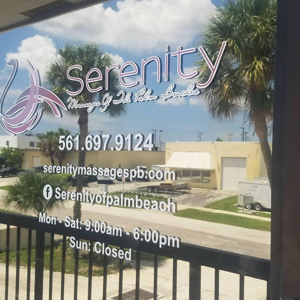 Serenity Massage 60 Seg Videos & Testimonials for Instagram