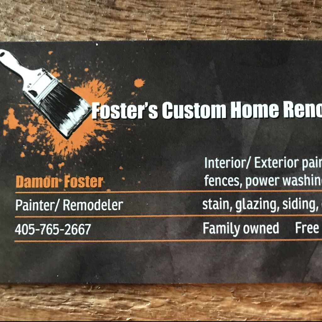 Foster's Custom Home Renovations