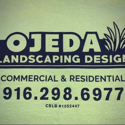 Avatar for Ojeda Landscaping Design Roseville, CA Thumbtack