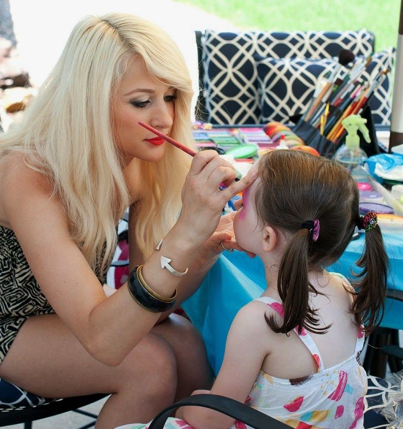 Face Painting - East Hartford 2019