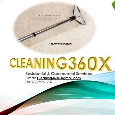 Avatar for Cleaning360X
