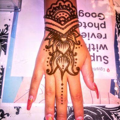 Avatar for Egyptian henna tattoo & hair wrap