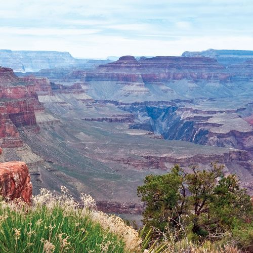 Solo Travel - Grand Canyon