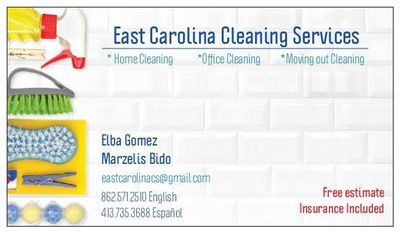Avatar for East Carolina Cleaning Services Greenville, NC Thumbtack