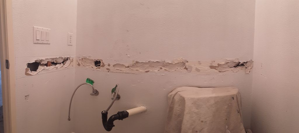 Drywall Repair and Texturing - Escondido 2019