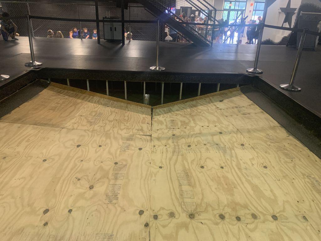 Remodel jump platform