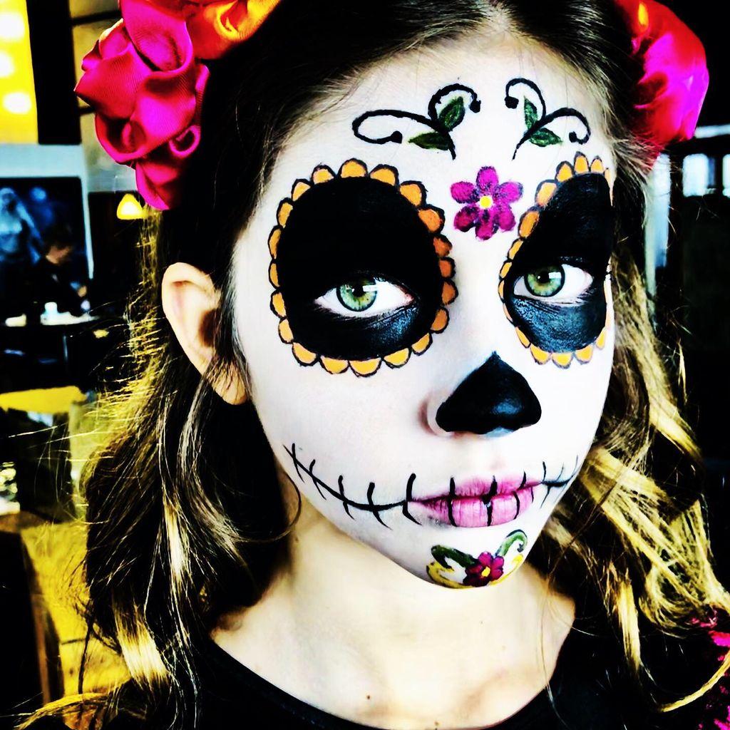 Day of the Dead aka Sugar Skull aka Dia De Los Muertos