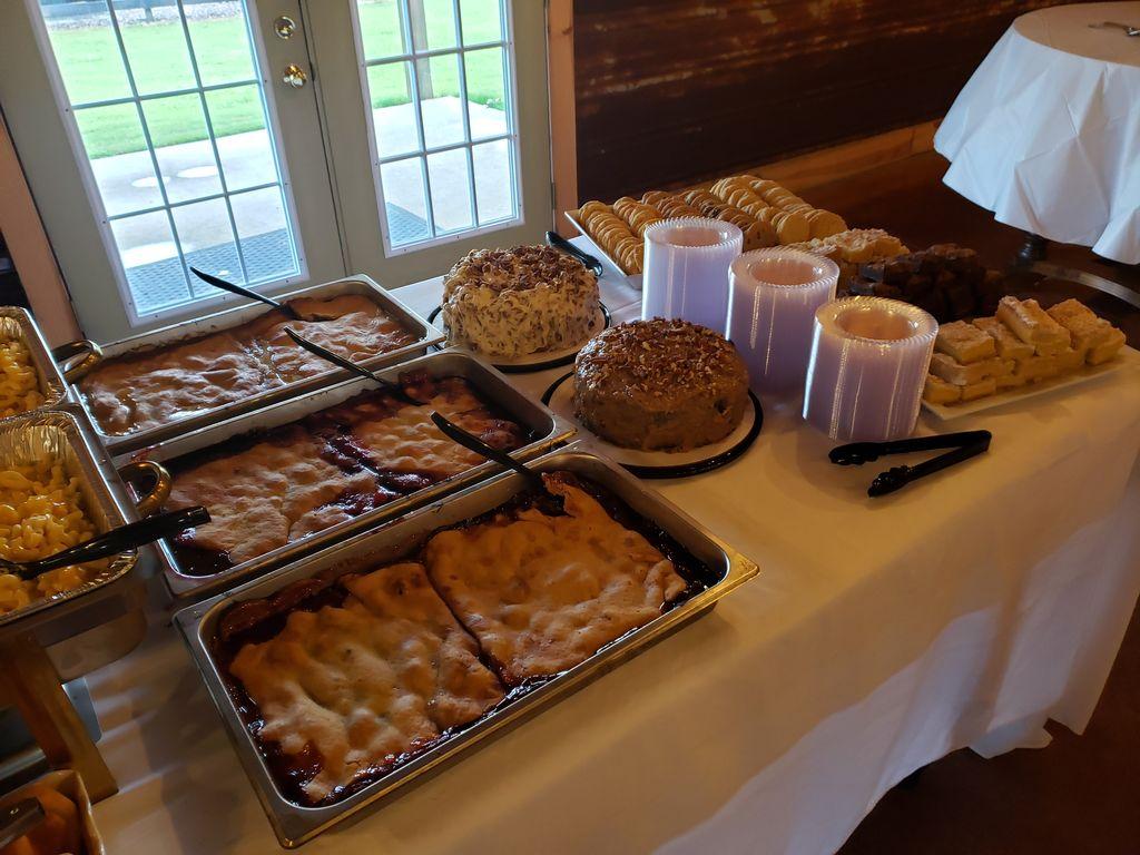 Wedding Reception at Vintage Oak Farms