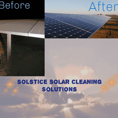 Avatar for Solstice Solar Cleaning Solutions