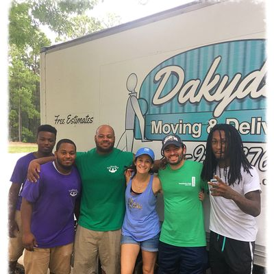 Avatar for Dakydes Moving & Delivery Raleigh, NC Thumbtack