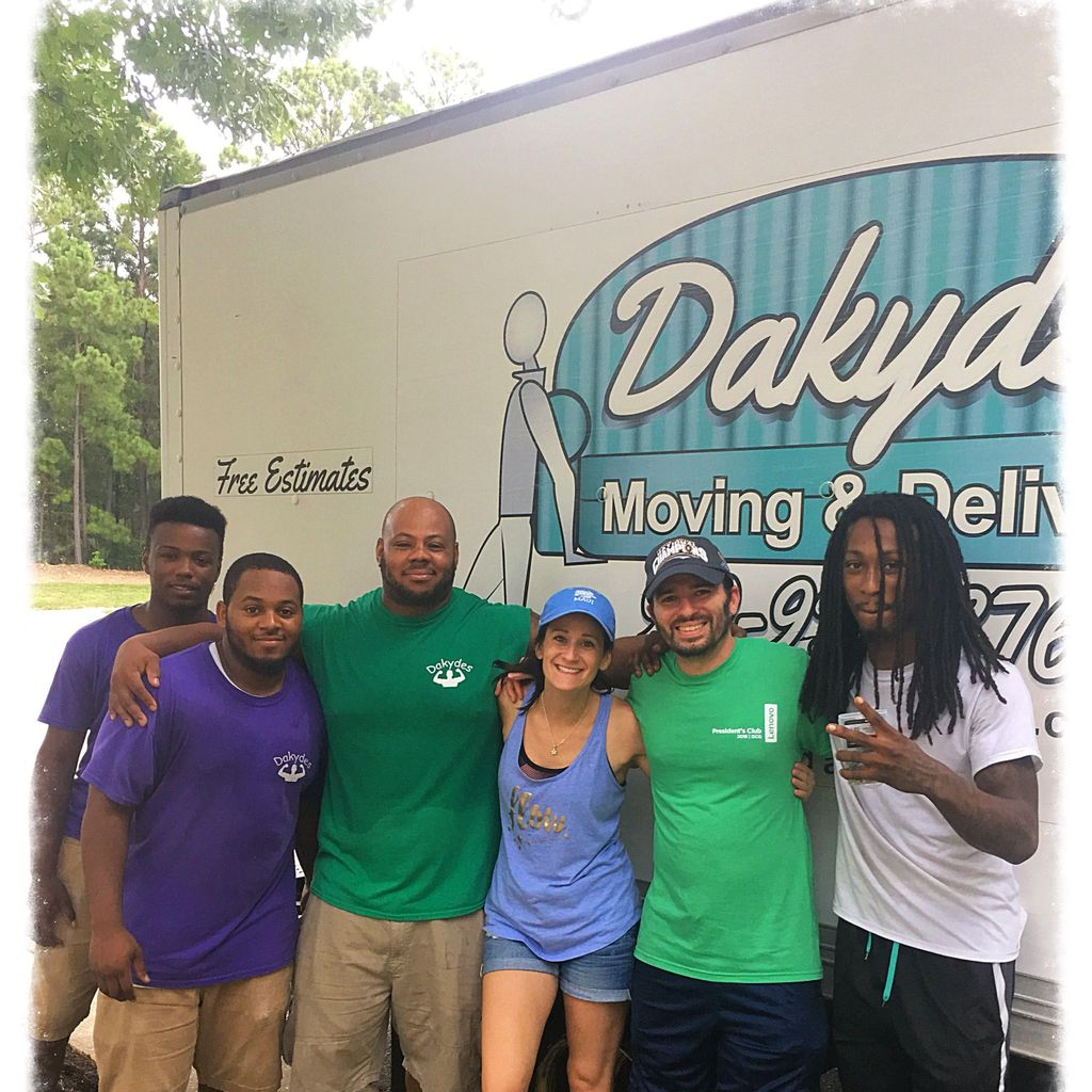 Dakydes Moving & Delivery