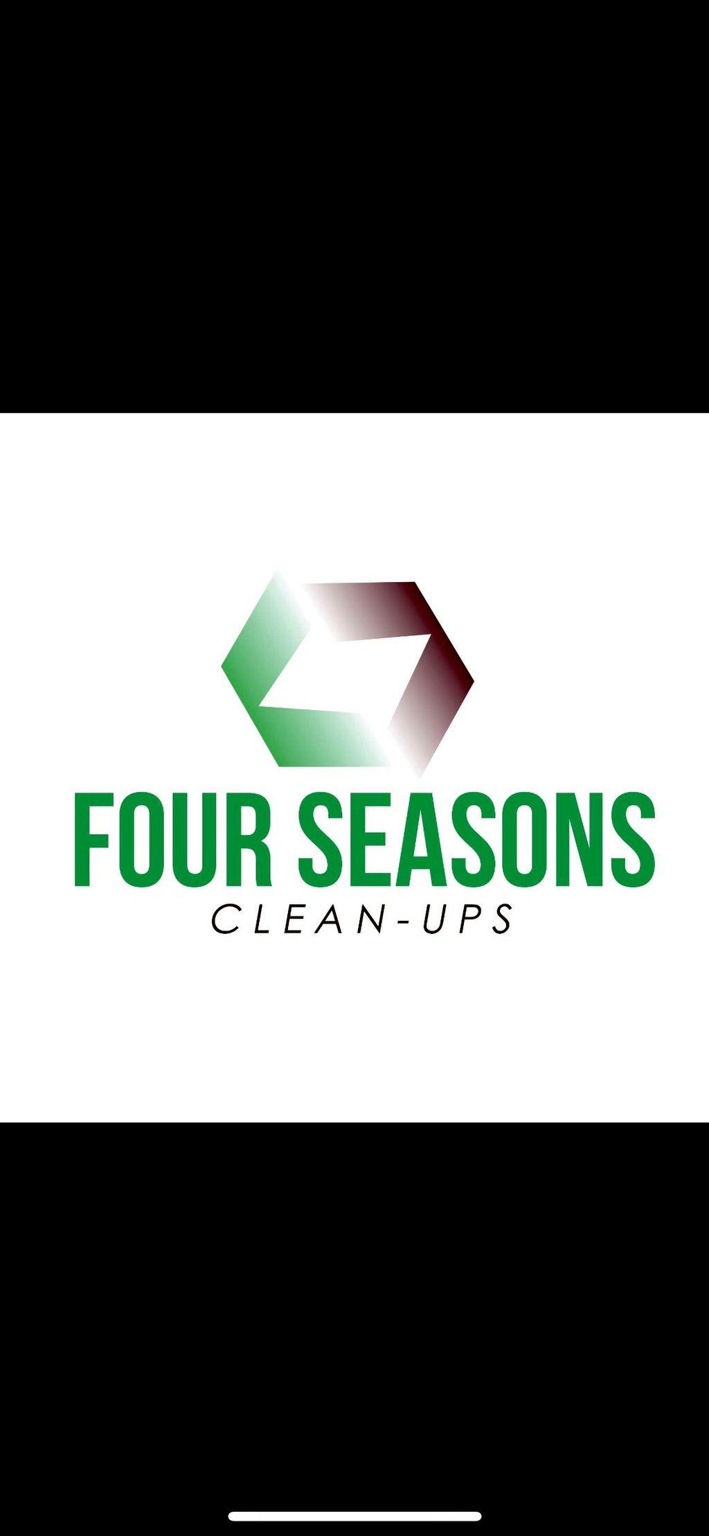 Four Season Clean Ups LLC     House Cleaning