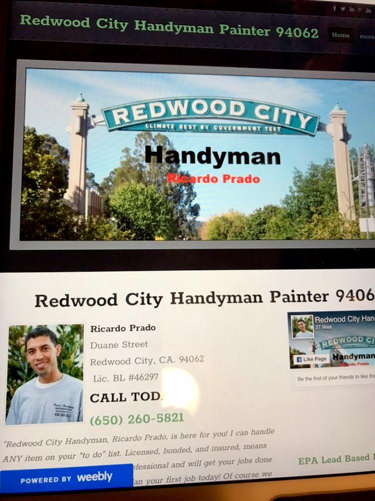 Redwoodcityhandymanpainter