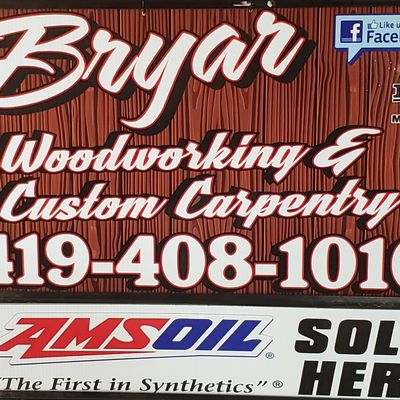 Bryar Woodworking & Custom Carpentry LLC North Baltimore, OH Thumbtack