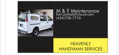 Avatar for M & E Maintenance Danville, VA Thumbtack