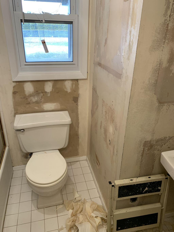 Interior paint- wallpaper -  removal - skimcoat