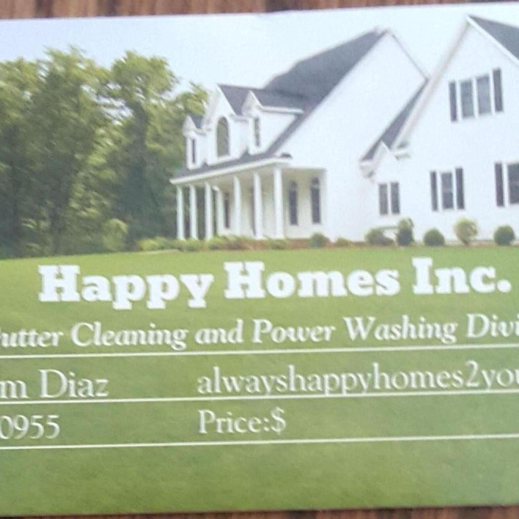 Happy Homes INC.