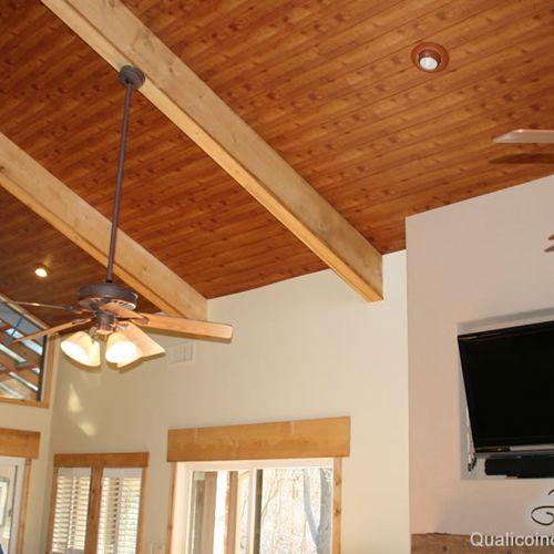 Ceiling Esthetics / Qualico Inc