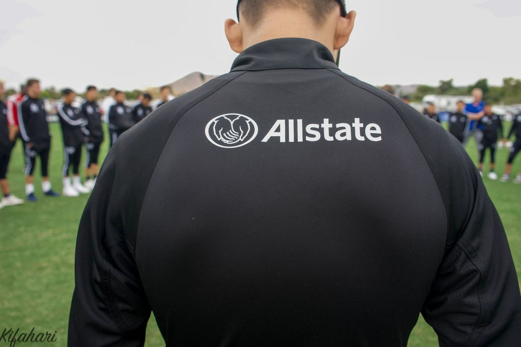 AllState Day for Play Soccer Event