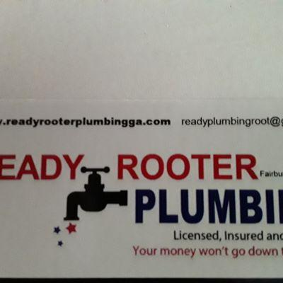 READY ROOTER PLUMBING Fairburn, GA Thumbtack