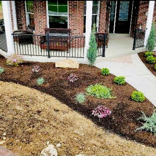 (Jefferson Hills Area)  Full Vegetative Design Installation  Over 1800 Photos Now Available on Facebook Business Page 😉