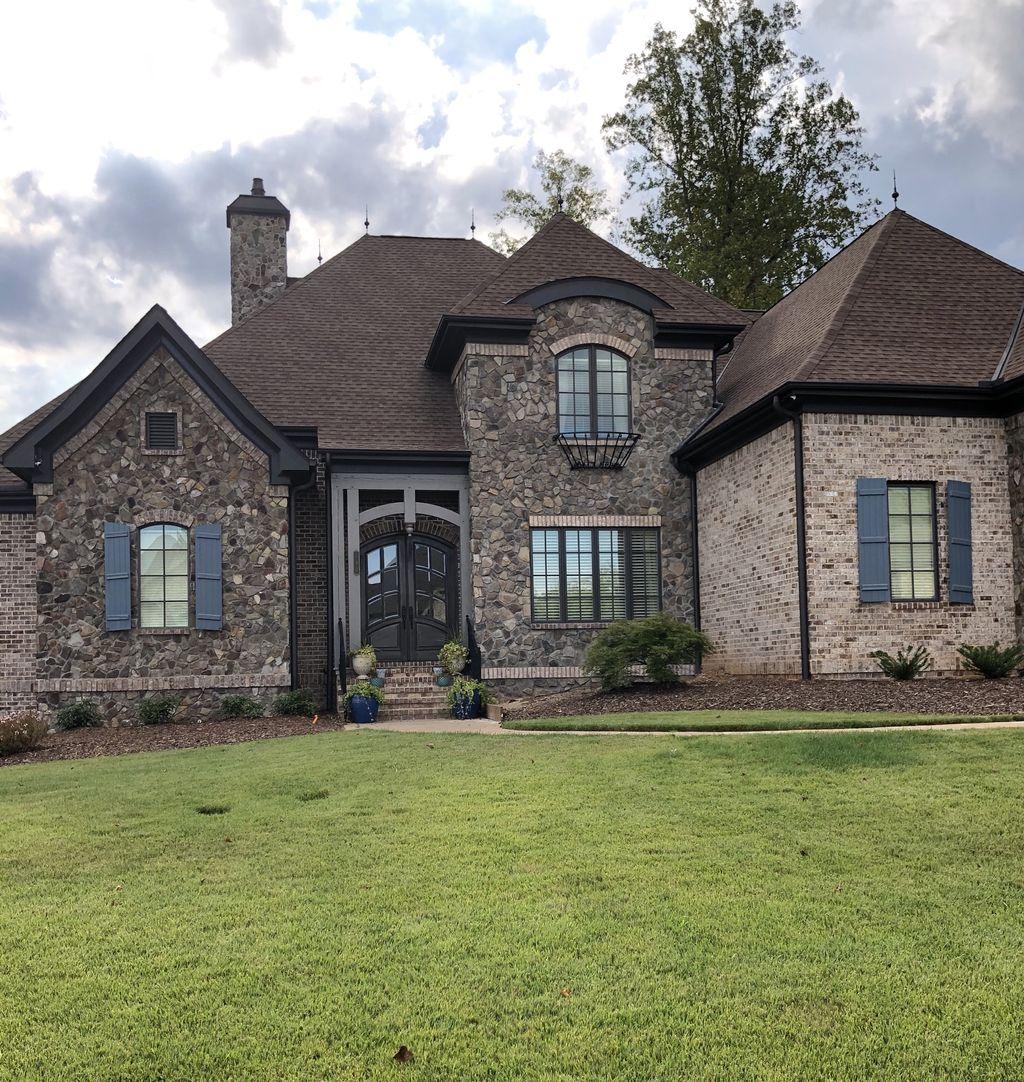 Big House Roof Repair