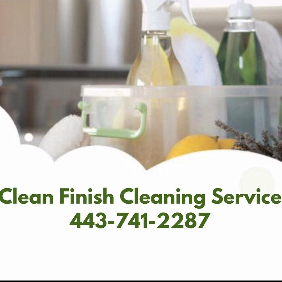 Clean! Finish! Cleaning Service