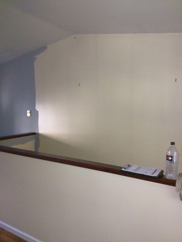 Rooms, door's and hallways