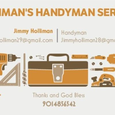 Avatar for HOLLIMAN'S HANDYMAN SERVICES
