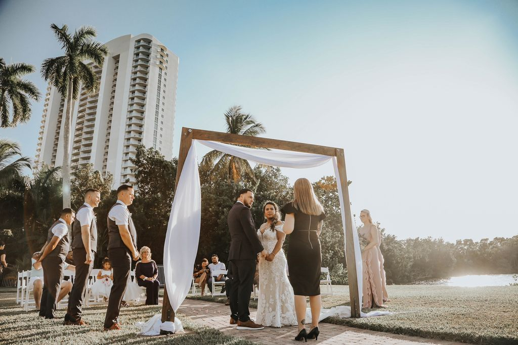 Wedding Officiant - Fort Myers 2019