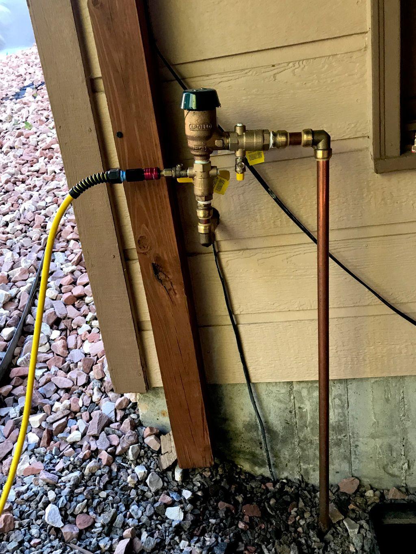 Winterization - Sprinkler Blowouts