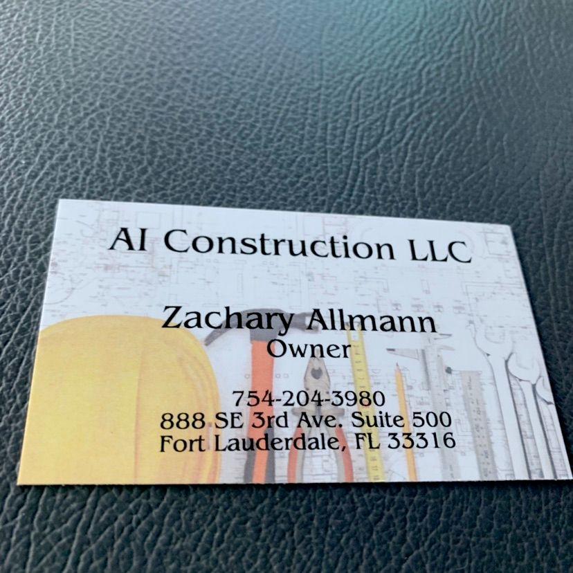 Ai Construction LLC