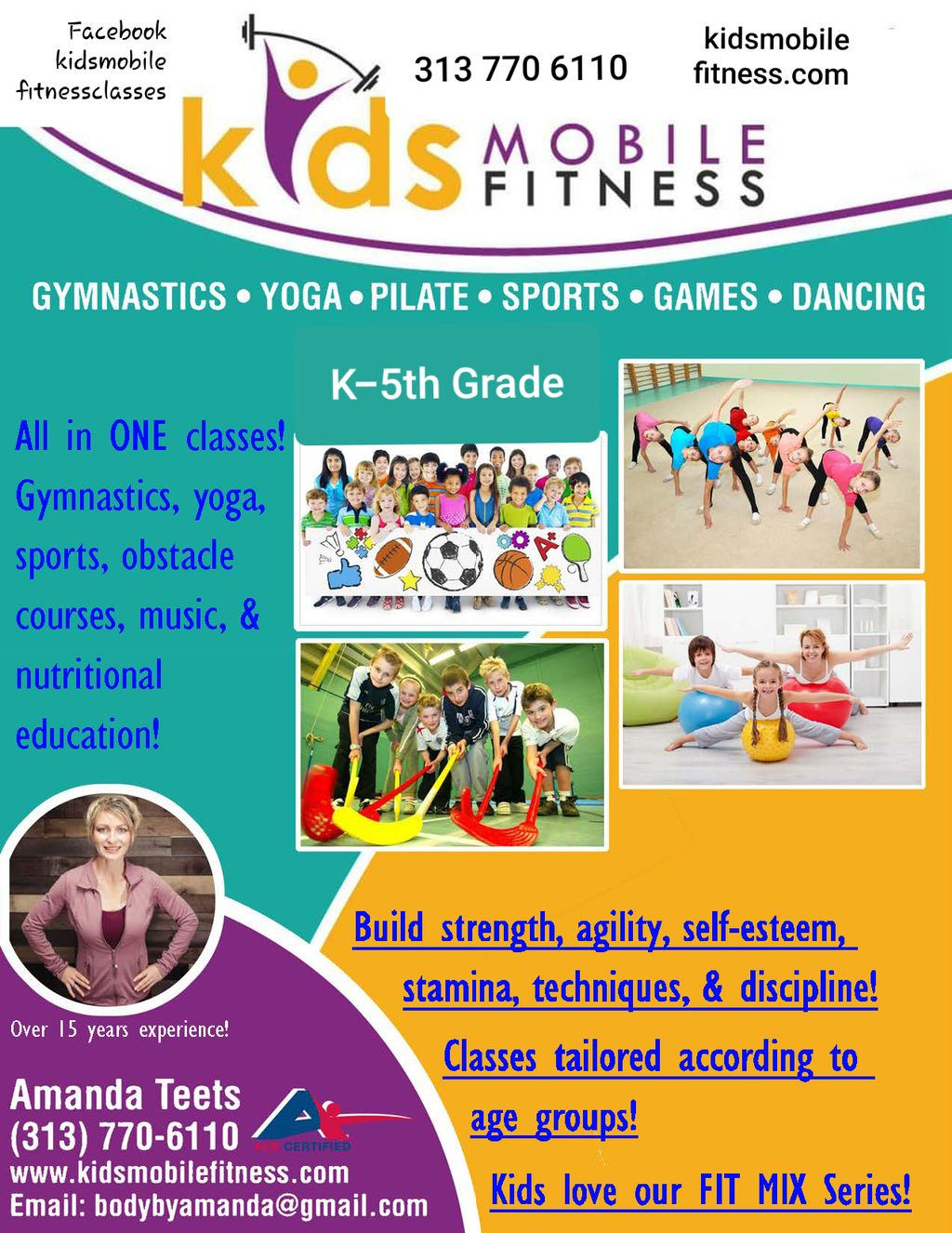 Youth Fitness  Family Group Training Small group training