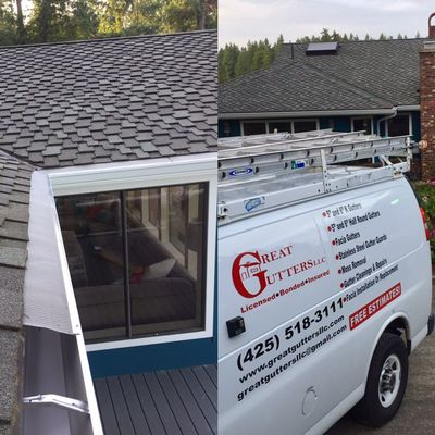 Avatar for Great Gutters LLC Renton, WA Thumbtack