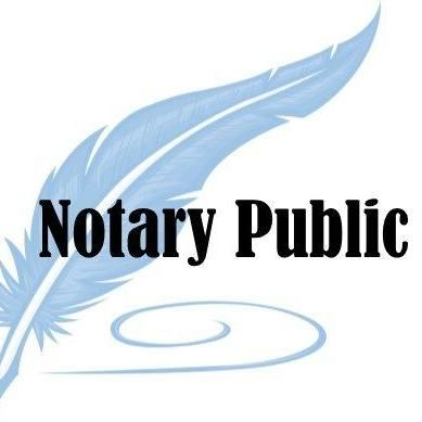 Mobile Notary Lady