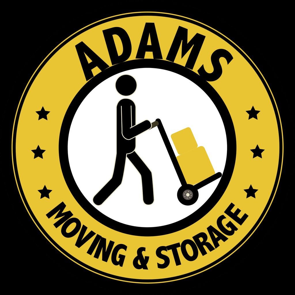 Adams moving & storage