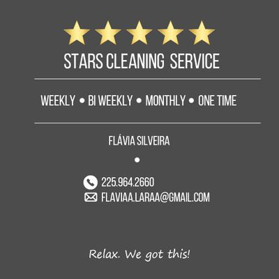 Avatar for Five stars cleaning service