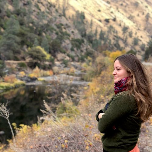 Taking in the beauty of Yosemite