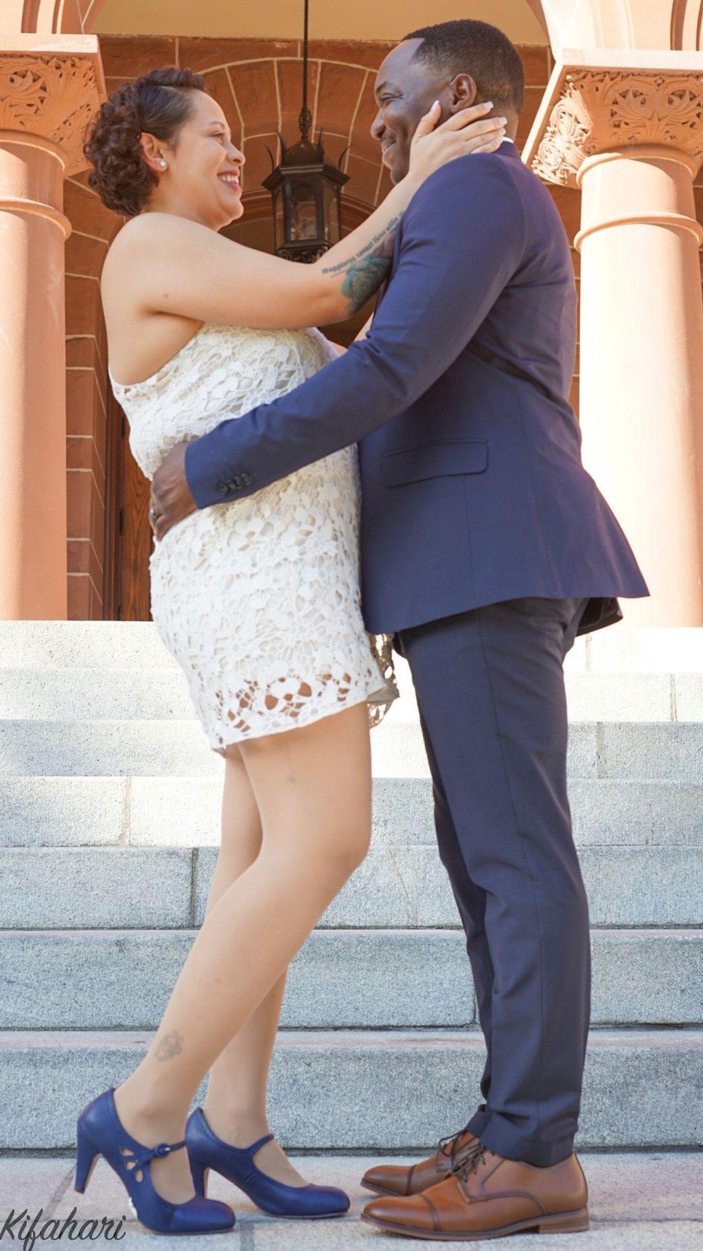 Courthouse Wedding