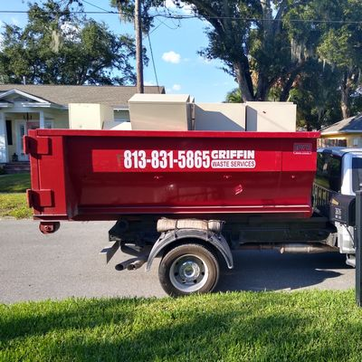 Avatar for Griffin Waste Services of Tampa Bay