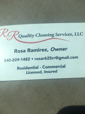 Avatar for RR Quality cleaning,LLC