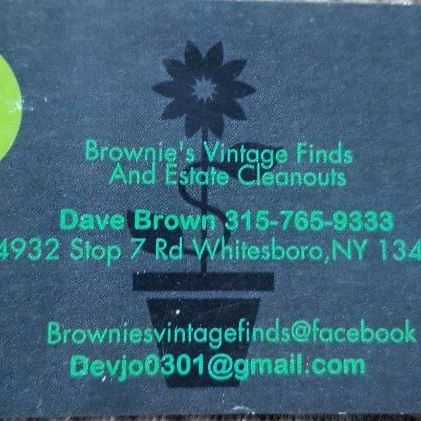 Brownie's estate junk removal/moving/painting