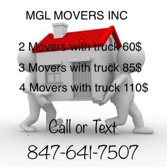 Mongolian Movers inc