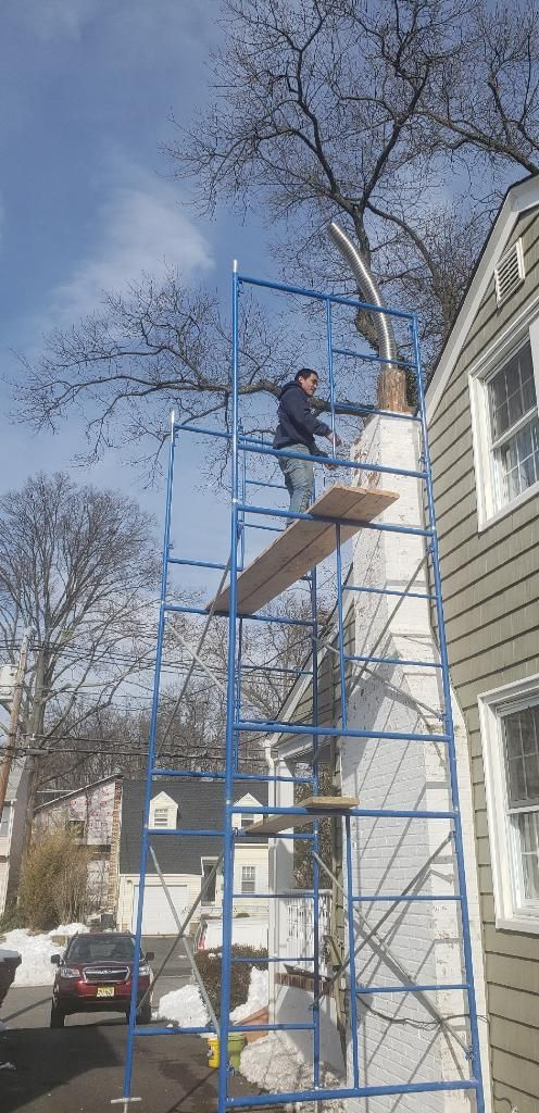 Chimney repair and replace